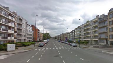 Un cycliste renversé par une camionnette à Neder-Over-Heembeek