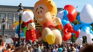 Fête de la BD : dans les préparatifs de la Balloon's Day Parade