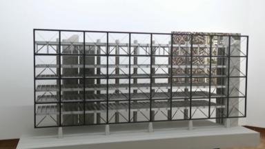 Une exposition consacrée au travail du bureau d'architecture Baukunst à Bozar