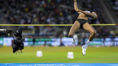 Mémorial Van Damme : Nafissatou Thiam s'offre la 3e place au saut en hauteur