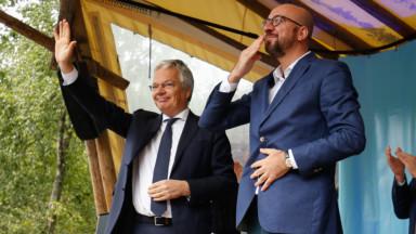 Charles Michel attend la fin des formations des gouvernements francophones pour passer la main