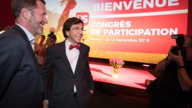 Paul Magnette est candidat à la succession d'Elio Di Rupo au PS