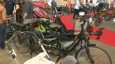 Passion vélo : le salon Bike Brussels a ouvert ses portes à Tour & Taxis