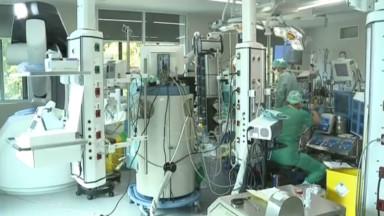 Un nouvel espace opératoire à l'Hôpital des enfants Reine Fabiola