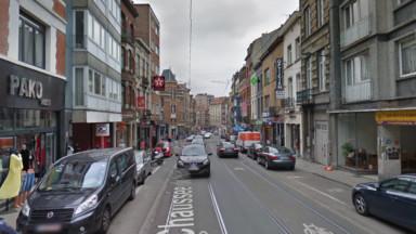 Deux personnes hospitalisées après une bagarre chaussée de Helmet à Schaerbeek