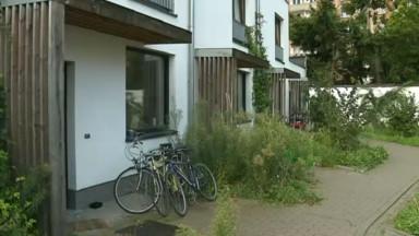 Molenbeek : des logements à louer dans un habitat groupé