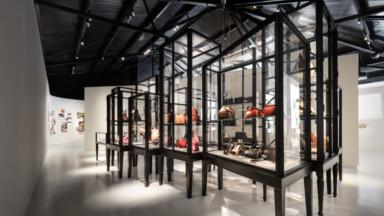 Delvaux inaugure son musée, dans ses ateliers d'Etterbeek