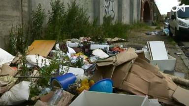 350 tonnes de déchets illégaux supplémentaires enregistrées à Bruxelles en 2020