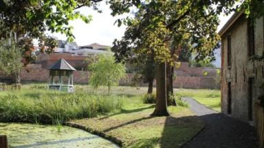 Le parc Jean-Félix Hap d'Etterbeek est rouvert