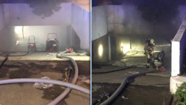 Incendie à Koekelberg : la centaine de personnes évacuées peut réintégrer les logements