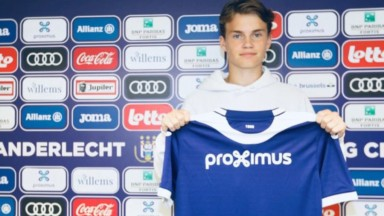 RSCA : Kristian Arnstad, 16 ans et milieu de terrain norvégien signe pour 3 ans à Anderlecht