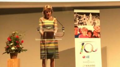 Plus de 3.000 personnes fêtent les 100 ans de l'ONE à Brussels Expo