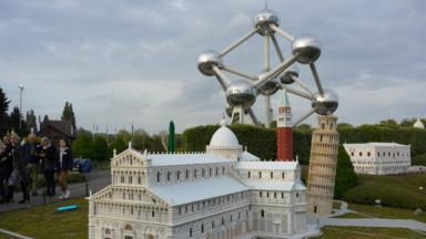 Mini-Europe reste au Heysel