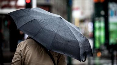 Un mardi sous la pluie