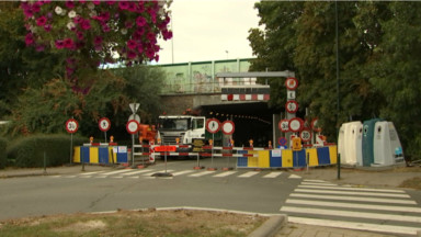 Woluwe-Saint-Lambert : les travaux du pont Grosjean prolongés jusqu'en mars