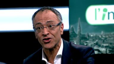 """Rachid Madrane (PS) : """"Ce qu'on veut, c'est faire vivre le débat interne"""""""