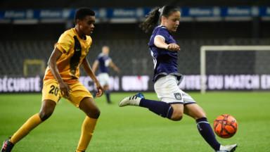Ligue des Champions dames : les dames du RSCA s'inclinent face au BIIIK-Kazygurt (2-0)