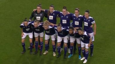 Les Dames du RSCA partagent l'enjeu (1-1) contre le BIIK Kazygurt en Ligue des Champions