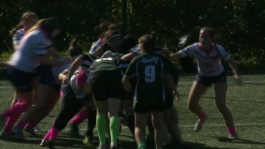 Rugby féminin : le Kituro assomme Boitsfort (0-44)