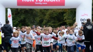 Watermael-Boitsfort : la Run to Kick contre le cancer chez les enfants a rassemblé 1.300 coureurs
