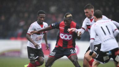 Le RWDM s'incline 1-0 face au RFC Liège