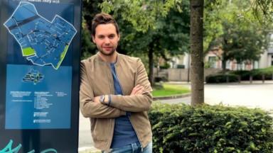 Le Bruxellois Steve Detry devient président des Jeunes MR
