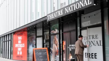 Pierre Thys nouveau directeur du Théâtre National