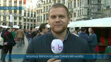 Nocturnes : 72 musées bruxellois ouvrent leurs portes tous les jeudis jusqu'à 22h