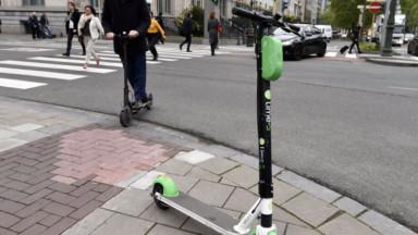 L'usage de la trottinette électrique remplace partiellement les trajets en voiture