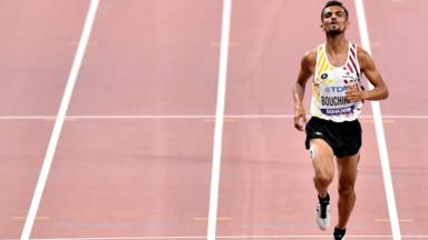 Soufiane Bouchikhi 14ème du 10.000 m à Doha