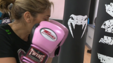 De la boxe pour combattre le cancer