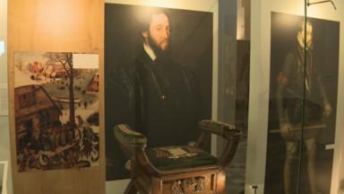 """""""Back to Bruegel"""" : parcours interactif autour de Pieter Bruegel à la Porte de Hal"""