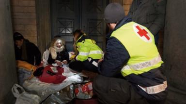 Le Plan hiver de la Croix-Rouge est lancé : renfort des soins, accueil de jour et abri de nuit