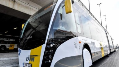 Le premier tram-bus De Lijn roulera autour de Bruxelles à partir du 28 juin