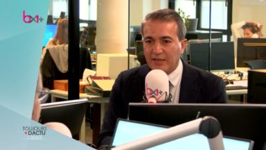"""Emir Kir sur la zone 30 à Bruxelles : """"Penser que tout sera réglé en réduisant la vitesse, c'est une hérésie"""""""