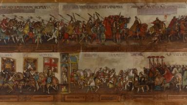 Une estampe rarissime de l'empereur Charles Quint mise aux enchères