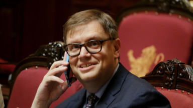 Gaëtan Van Goidsenhoven désigné chef de groupe MR au Sénat