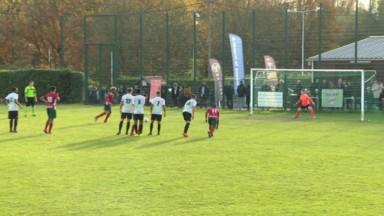 Division 3 amateurs A : Ganshoren, facile vainqueur de Walhain (5-1)