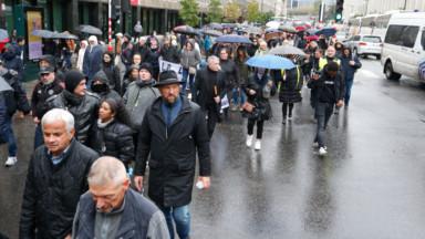 Libération de Marc Dutroux : faible mobilisation pour la marche noire