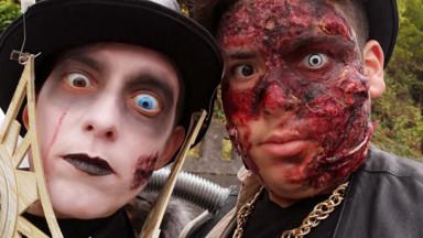 """""""Même pas peur!"""" : les enfants de Molenbeek ont rendez-vous au Karreveld pour une soirée Halloween"""