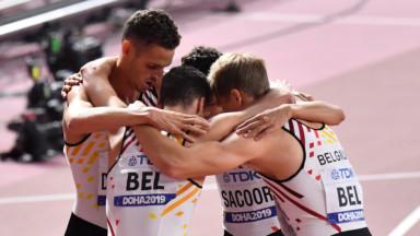 Les Belgian Tornados qualifiés pour la finale à Doha et les Jeux olympiques de Tokyo