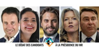 Versus - Bannière Candidats Présidence MR pour Site