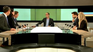 Le grand débat pour la présidence du MR : la vision des cinq candidats pour Bruxelles