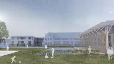 Anderlecht : le projet d'une nouvelle école aux Acacias présenté aux enseignants