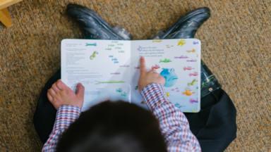 15 minutes de lecture par jour pour tous les élèves des écoles communales de Koekelberg