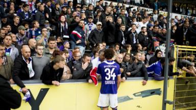 """Rencontre """"constructive"""" entre la direction du Sporting d'Anderlecht et le noyau dur des supporters"""