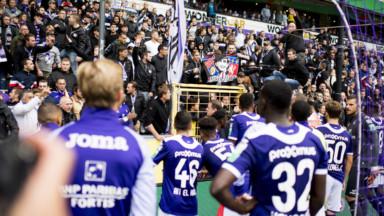 Une réunion sera organisée entre la direction du Sporting d'Anderlecht et les supporters