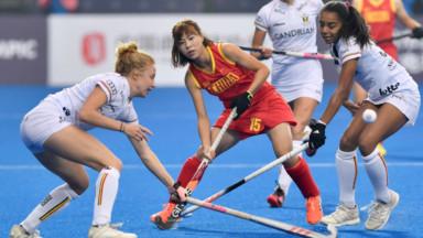 Battues aux shoot-outs par la Chine, les Red Panthers n'iront pas à Tokyo