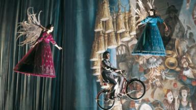 """Le Cirque du Soleil revient à Bruxelles avec son spectacle acrobatique """"Corteo"""""""
