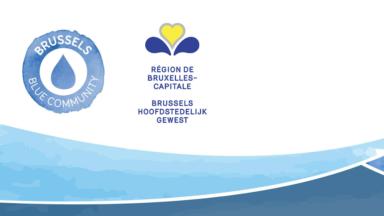 """La Région de Bruxelles-Capitale adhère au projet """"Blue Community"""""""